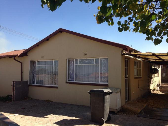 3 Bedroom House For Sale For Sale In Riverlea Jhb