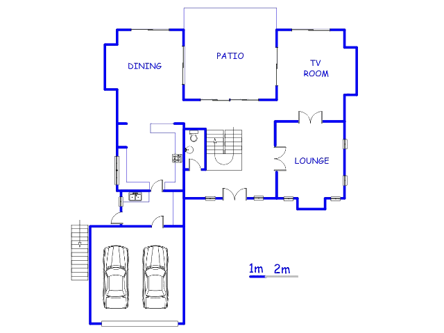 Floor plan of the property in Willow Acres Estate