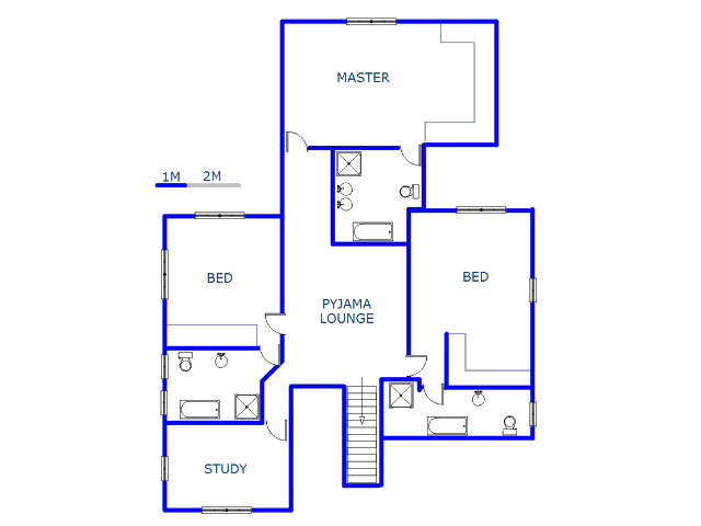 1st Floor - 182m2 of property for sale in Willow Acres Estate
