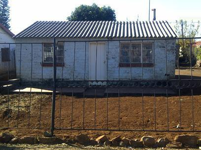 2 Bedroom House For Sale in Ga-Rankuwa - Private Sale - MR00480