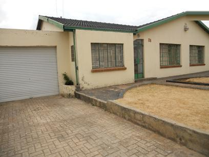 Standard Bank EasySell 3 Bedroom House For Sale in Homestead - MR00501