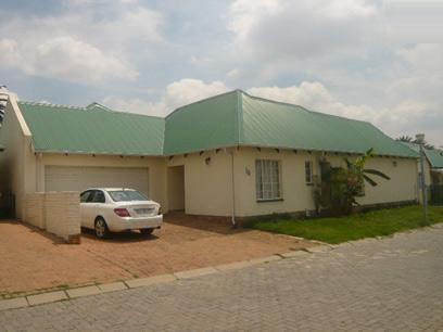 3 Bedroom House For Sale in Boksburg - Private Sale - MR01303