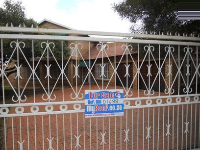 Standard Bank Repossessed 5 Bedroom House for Sale on online auction in Meyersdal - MR01488