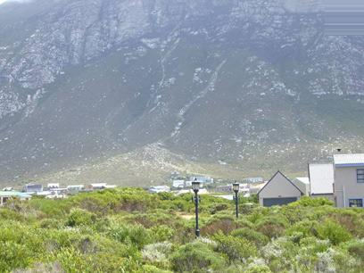 Land For Sale in Kleinmond - Private Sale - MR01504