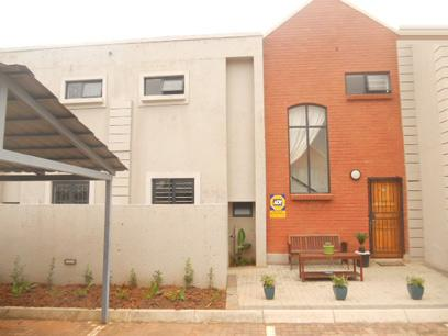 Standard Bank EasySell 2 Bedroom Simplex for Sale For Sale in Darrenwood - MR022252