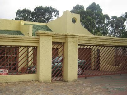 Standard Bank Repossessed 4 Bedroom House for Sale on online auction in Lenasia South - MR022450