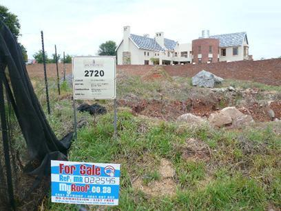 Standard Bank EasySell Land For Sale in Irene - MR022545