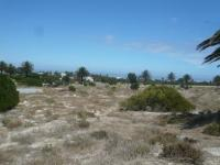 Backyard of property in St Helena Bay
