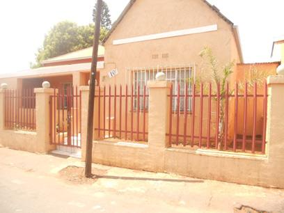 Standard Bank EasySell 3 Bedroom House For Sale in Vrededorp - MR023162