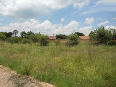 Standard Bank Repossessed Land for Sale For Sale in Hesteapark - MR023619