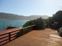 Patio - 23 square meters of property in Kalk Bay