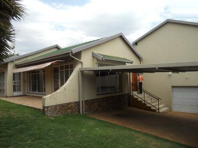 Standard Bank Repossessed 4 Bedroom House for Sale on online auction in Mulbarton - MR024883