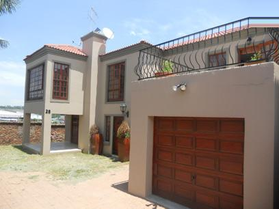 Standard Bank EasySell 4 Bedroom House for Sale in Witkoppen - MR024895