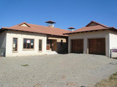 Standard Bank Mandated 4 Bedroom House for Sale on online auction in Savannah Country Estate - MR026028