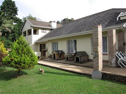4 Bedroom House to Rent To Rent in Hillcrest - KZN - Private Rental - MR026244