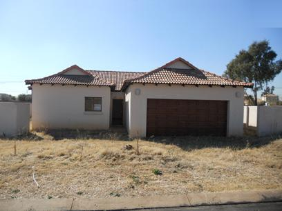 Standard Bank Mandated 3 Bedroom House for Sale on online auction in Celtisdal - MR026283