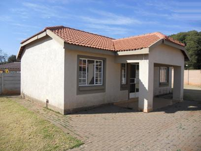 Standard Bank Mandated 3 Bedroom House for Sale on online auction in The Orchards - MR026284