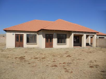 Standard Bank Mandated 3 Bedroom House for Sale on online auction in Celtisdal - MR026287