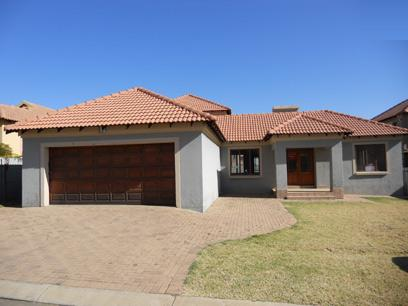 Standard Bank Mandated 4 Bedroom House for Sale on online auction in Wapadrand - MR026288