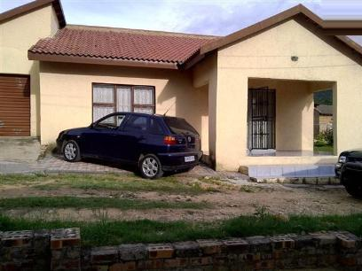 Standard Bank EasySell 2 Bedroom House For Sale in Nelspruit Central - MR026476