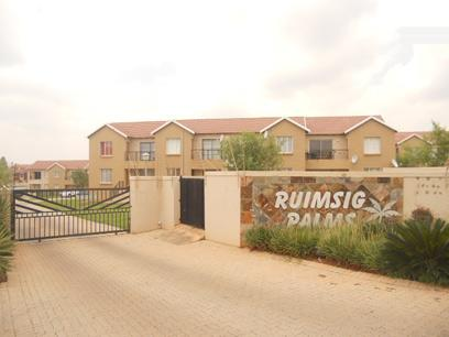 Standard Bank EasySell 1 Bedroom Sectional Title For Sale in Willowbrook - MR026617