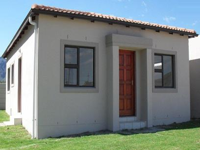 2 Bedroom House for Sale For Sale in Paarl - Private Sale - MR026670