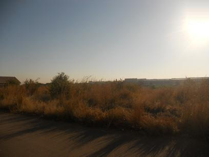 Standard Bank Repossessed Land for Sale on online auction in Soshanguve - MR026704