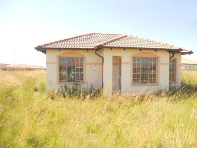 Standard Bank EasySell 2 Bedroom House for Sale For Sale in Vanderbijlpark - MR026766