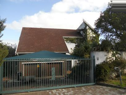 Standard Bank Repossessed 4 Bedroom House for Sale on online auction in Somerset West - MR026777