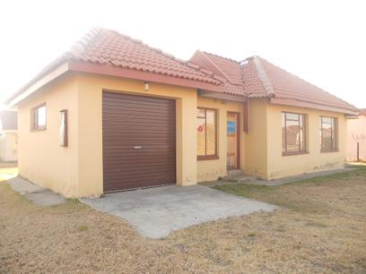Standard Bank EasySell 3 Bedroom House For Sale in Ermelo - MR027137