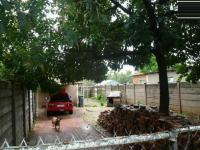 Backyard of property in Pretoria North