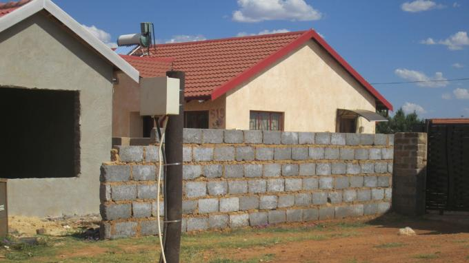 Standard Bank Insolvent 3 Bedroom House for Sale For Sale in Vereeniging - MR027231