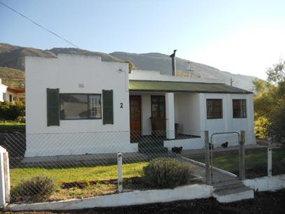 Standard Bank EasySell 2 Bedroom House for Sale For Sale in Montagu - MR027279