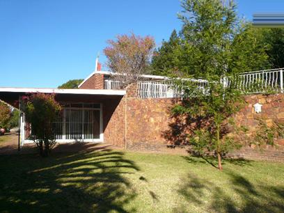 Standard Bank Repossessed 4 Bedroom House for Sale on online auction in Waterkloof - MR027342