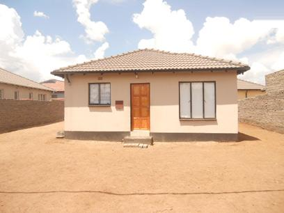 Standard Bank EasySell 2 Bedroom House For Sale in Riverlea - JHB - MR027373