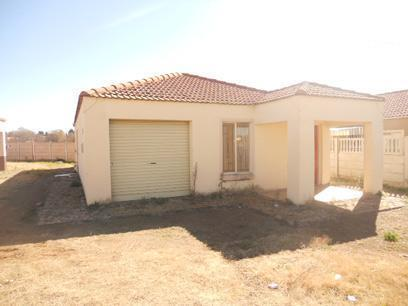Standard Bank EasySell 3 Bedroom House For Sale in Bedworth Park - MR027622