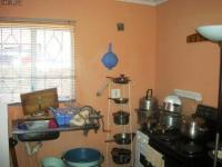 Kitchen of property in Soweto