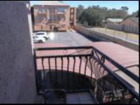Balcony of property in Brakpan