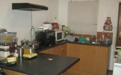 Kitchen of property in Paarl