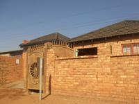 3 Bedroom 1 Bathroom in Mamelodi