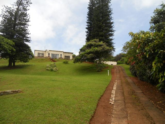 Front View of property in Mtwalumi