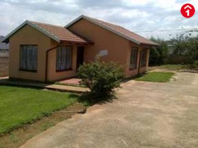 Standard Bank Repossessed 2 Bedroom House for Sale on online auction in Lawley - MR029498