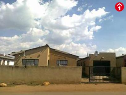 Standard Bank Repossessed 3 Bedroom House for Sale on online auction in Likole - MR029501