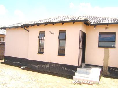 Standard Bank Repossessed 3 Bedroom House for Sale For Sale in Birch Acres - MR03470