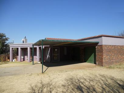 Standard Bank EasySell 3 Bedroom House For Sale in Heidelberg - GP - MR03491