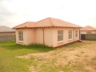 Standard Bank EasySell 3 Bedroom House For Sale in Cosmo City - MR036489