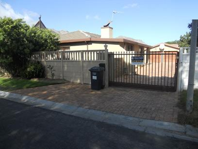 Standard Bank EasySell 3 Bedroom House for Sale For Sale in Gordons Bay - MR036625