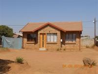 2 Bedroom 1 Bathroom in Soshanguve