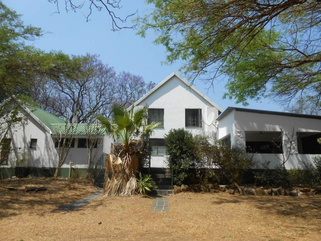 Standard Bank Repossessed Smallholding for Sale on online auction in Rustenburg - MR036807