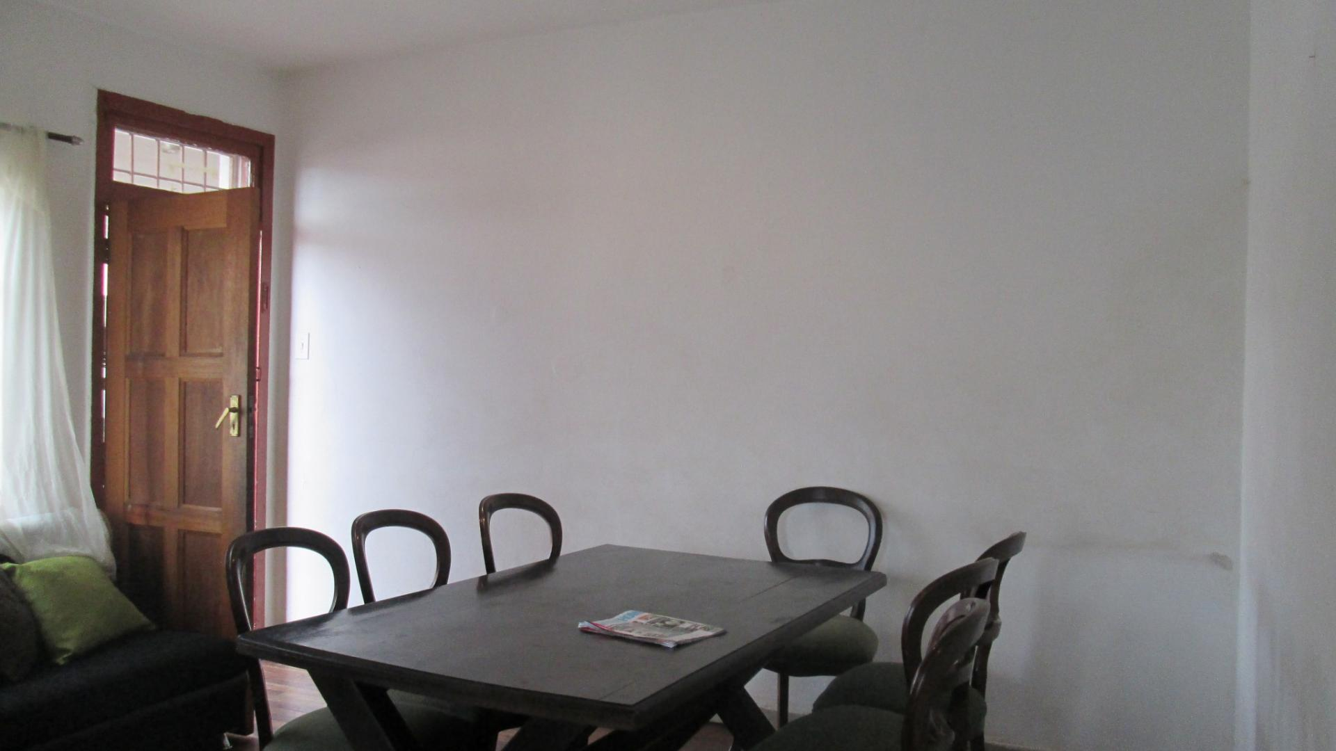 Dining Room of property in Turffontein